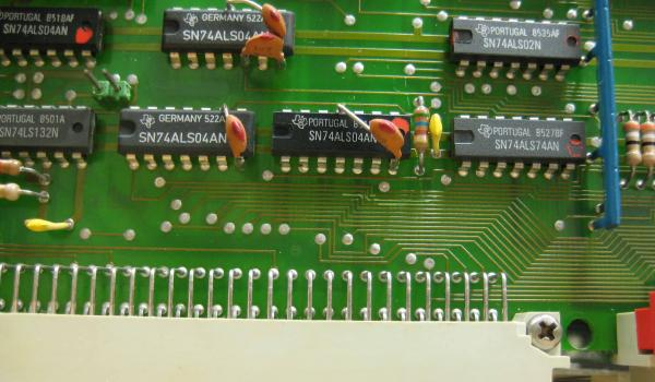 TNC Circuit Board